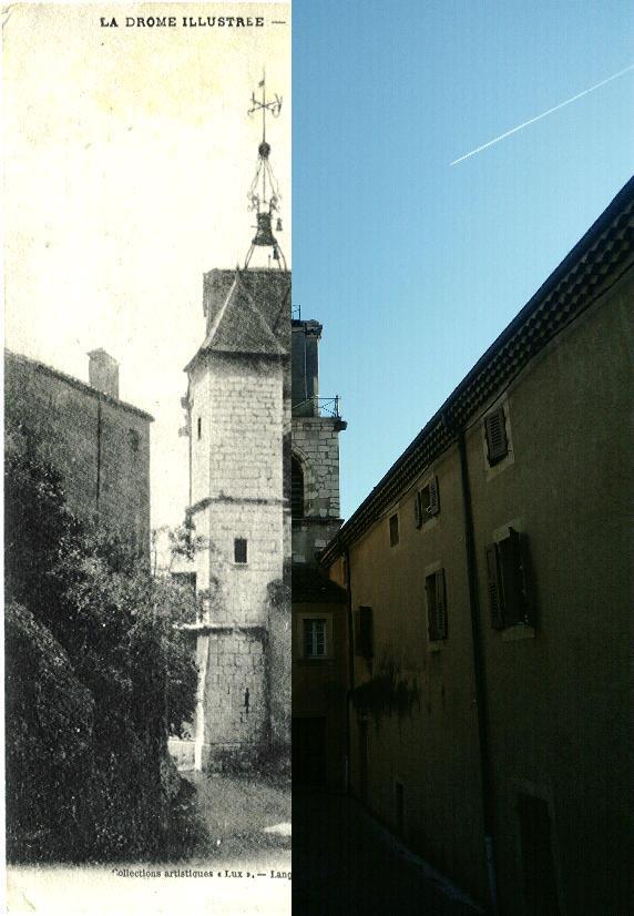 Crest - Le clocher
